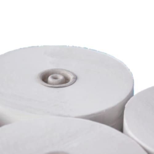 Essuie-mains rouleau blanc 2 plis 150m certifié Ecolabel photo du produit