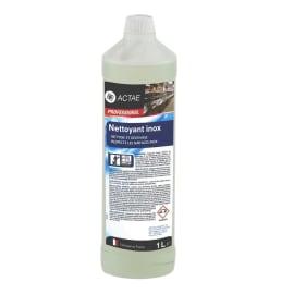 Actae nettoyant inox flacon de 1L photo du produit