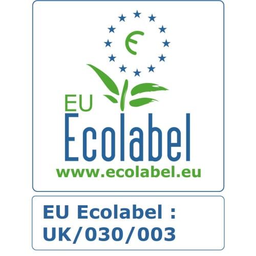 Lola neutral écologique lotion lavante certifiée Ecolabel recharge airless de 1100ml photo du produit Back View L