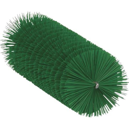 Tête d écouvillon fibres médium alimentaire Ø6cm 20cm vert photo du produit