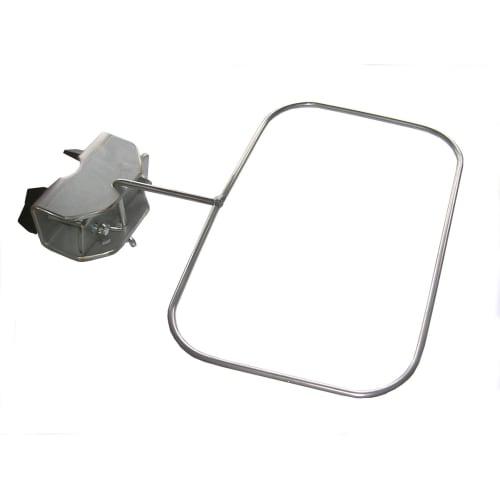 Support inox pour collecteurs boîte à aiguilles DASRI de 2 à 8 L photo du produit