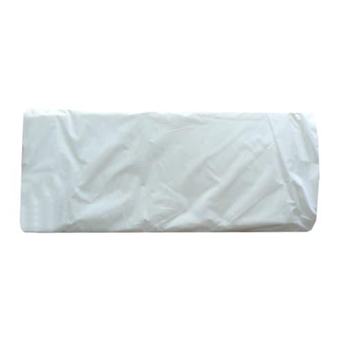 Bandeau non tissé cellulose/polyester blanc 25 x 60 cm photo du produit