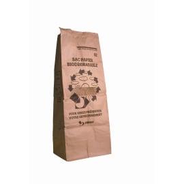Sac papier 2 feuilles 80L traitement anti-humidité W.S photo du produit