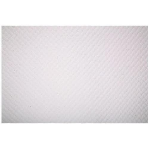 Nappe de table papier 80 x 140 cm blanc photo du produit