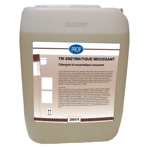 PROP Tri enzymatique moussant bidon de 21kg photo du produit
