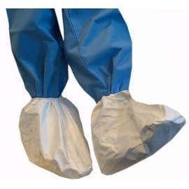 Surchaussure de protection Sprayguard semelle PVC blanc 31cm photo du produit