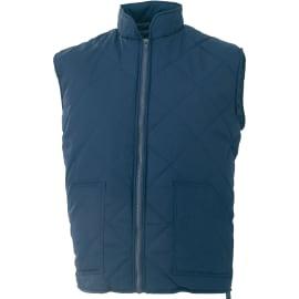 Gilet de protection climat frais Jura polyester/coton marine taille L photo du produit