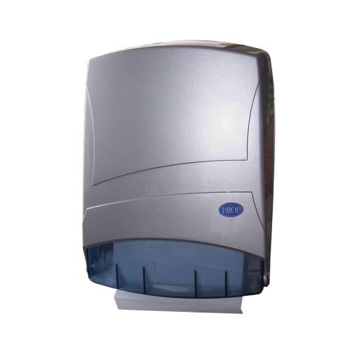 Distributeur d essuie-mains pliés gris Disponal 3 photo du produit