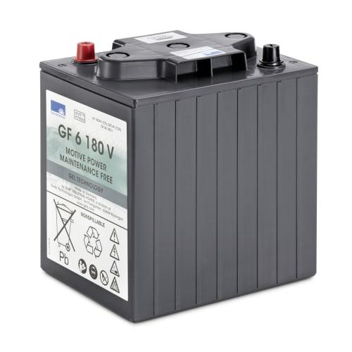 Batterie 6 V 180 Ah sans entretien pour balayeuse KM 90 Karcher photo du produit