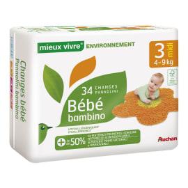 Change bébé Baby Ecologique Midi 4/9kg photo du produit