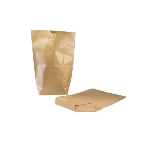 Sac papier écorné 310 x 460 mm kraft photo du produit