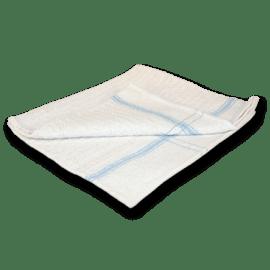 Serpillière blanche 100 x 60 cm (bande de 2 formats 50 x 60 cm) photo du produit