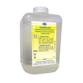 PROP Sanimousse désinfectant lunette WC recharge de 400ml photo du produit