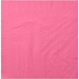 Serviette papier 2 plis 30 x 40 cm pivoine photo du produit