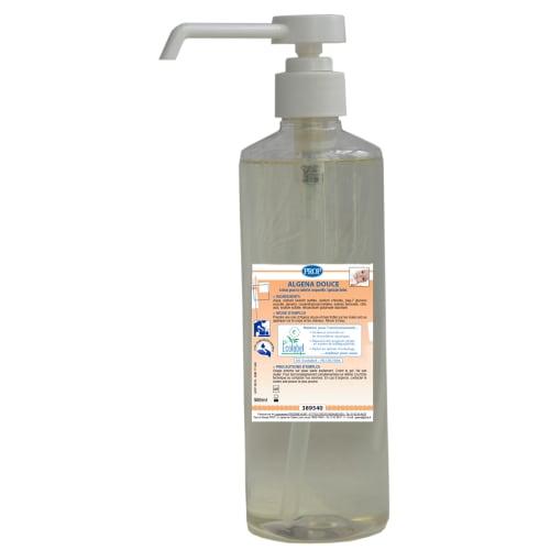PROP Algena douce lotion lavante certifiée Ecolabel flacon pompe de 500ml photo du produit