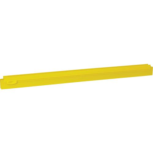 Cassette de rechange pour raclette double lame alimentaire PLP 60cm jaune photo du produit