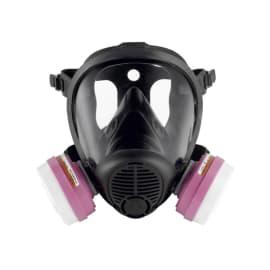 Masque anti-gaz Optifit Twin système cartouche Click-Fit photo du produit