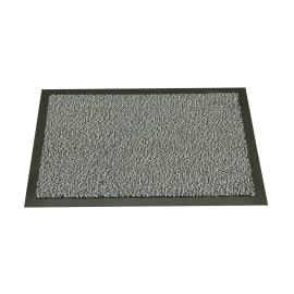 Tapis de sol anti poussière gris 40 x 60 cm photo du produit