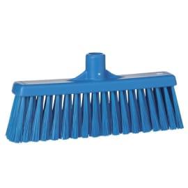 Balai fibres médium alimentaire PLP 31cm bleu photo du produit
