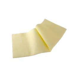 Essuyage microfibre non tissé NT67 jaune 25 x 33 cm photo du produit