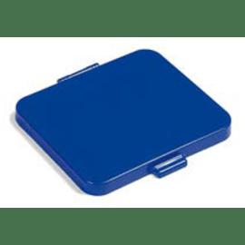 Couvercle 120L PLP bleu photo du produit