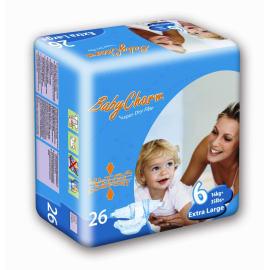 Change complet Baby Charm Super Dry XL +16kg photo du produit