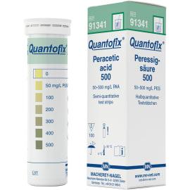 Bandelette d analyse acide peracétique 500 photo du produit
