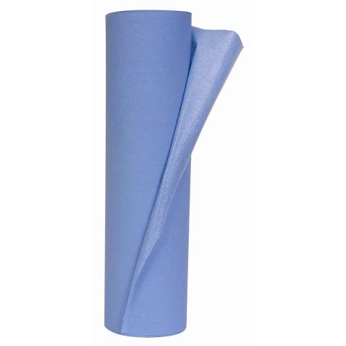 Drap d examen rouleau pure ouate bleue plastifié 96 formats 50 x 114 cm photo du produit