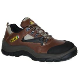 Chaussure de sécurité basse Oria S3 SRC composite marron pointure 41 photo du produit