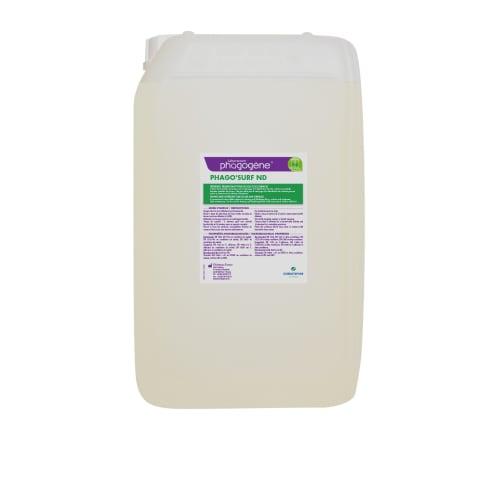 Phago Surf ND détergent désinfectant bidon de 10L photo du produit