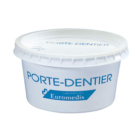 Boite à dentier photo du produit