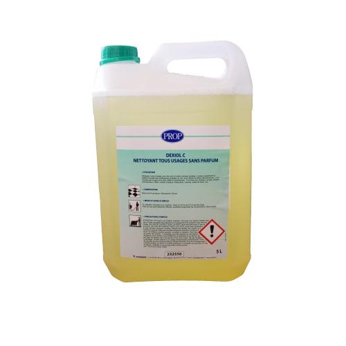PROP Dexiol C détergent bidon de 5L photo du produit
