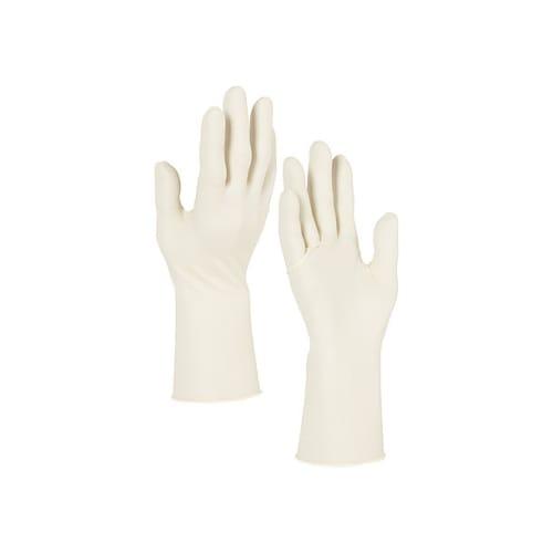 Gant de protection chimique latex Kimtech Science Satin Plus taille S photo du produit Back View L