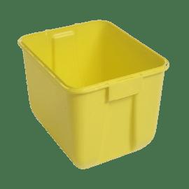 Fût pour déchets d activités de soins à risques infectieux DASRI 30L VAT5 photo du produit