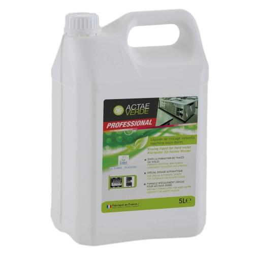 Actae Verde Liquide de rinçage certifié Ecolabel bidon de 5L photo du produit