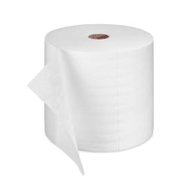 Essuyage non tissé Super twill blanc 32 x 40 cm photo du produit