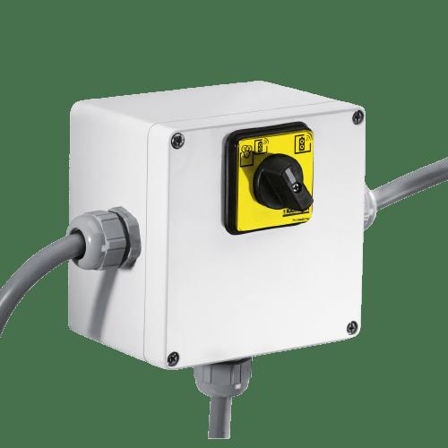 Interrupteur à priorité pour nettoyeurs haute pression stationnaires Karcher photo du produit