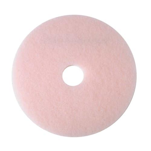 Disque rose 3M pour autolaveuse et monobrosse Ø505mm photo du produit