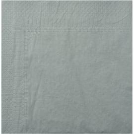 Serviette papier 2 plis 39 x 39 cm béton photo du produit