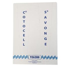 Boîte distributrice de 100 Savonges 20 x 20 cm et 200 formats Cotocell 30 x 40 cm photo du produit