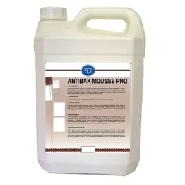 PROP Antibak mousse Pro détergent désinfectant bidon de 5L photo du produit
