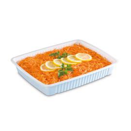 Barquette gastronorme scellable 1/2 4700 cc transparent photo du produit