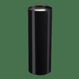 Cendrier bac à sable métal 0,15L noir photo du produit