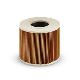 Filtre à air à cartouche papier pour aspirateurs Karcher photo du produit