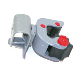 Accroche balai PLP réglable pour bacs photo du produit