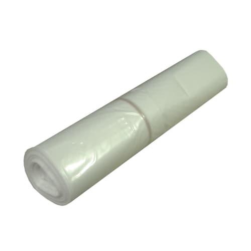 Sac plastique PE BD 130L transparent 55µm photo du produit