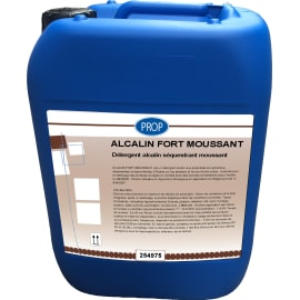PROP Alcalin fort moussant bidon de 22kg photo du produit