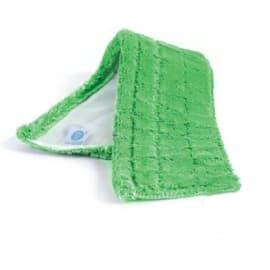 Bandeau de lavage microfibre Ultimate duo vert 50 x 12 cm photo du produit