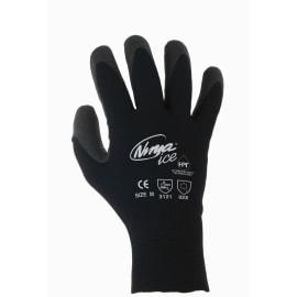 Gant protection froid Ninja Ice polyamide noir enduction PVC compressé noir taille L photo du produit