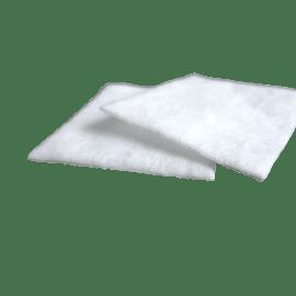 Maxi-carrés 100% coton 10 x 10 cm photo du produit